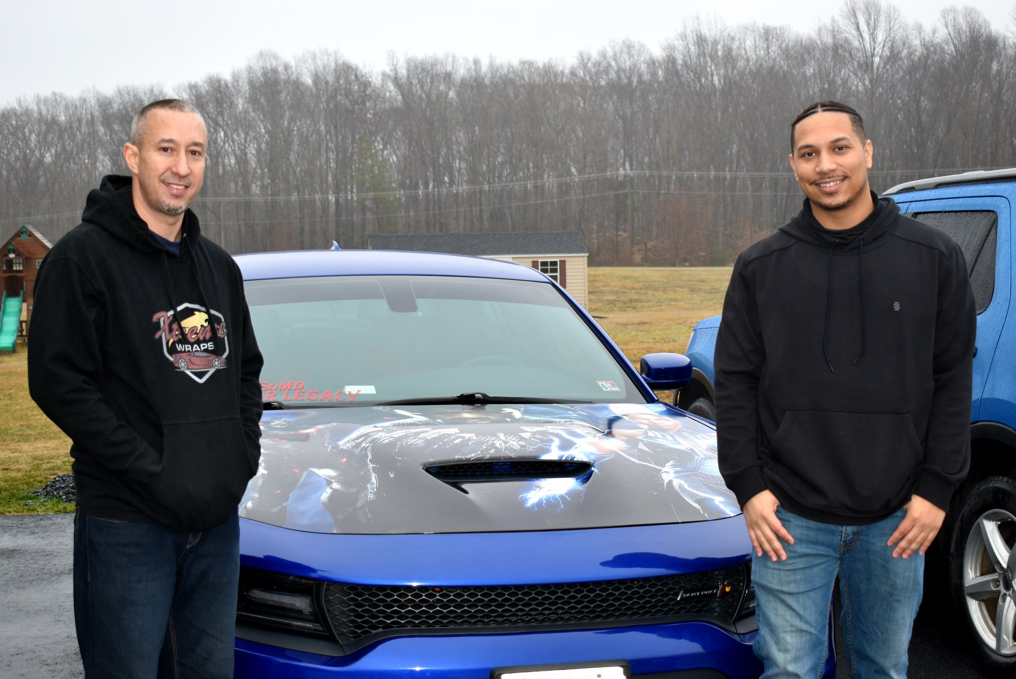 New Business Owner Makes Wrap Installations Xtreme